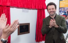 PR Photography of actor Michael Sheen