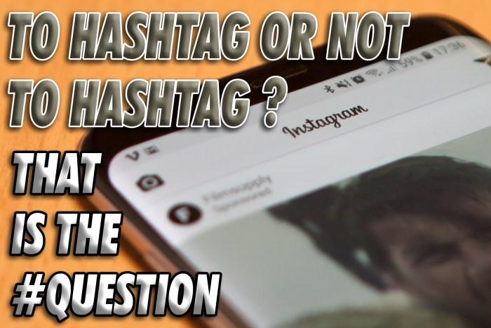 PR agency shares tips on hashtagging on Instagram