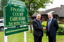 A deal which will see all residents and staff transfer from a Bield care home to a local provider has been finalised - Care PR