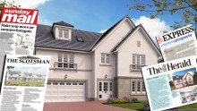 Upmarket home developer, CALA Homes, attracts an array of media attention thanks to Property PR as it promotes its largest home type.