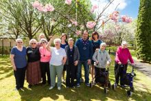 Housing provider for older people is calling for volunteers to partner up with a local charity to help tenants take part in social activities - Care PR.