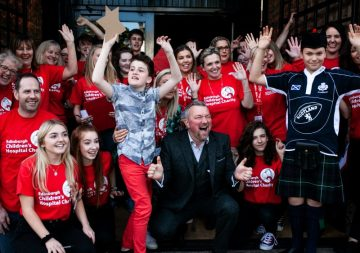 Edinburgh sports quiz fundraising is charity pr success