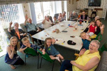 West Lothian Tenants Celebrate Bo'ness Festival