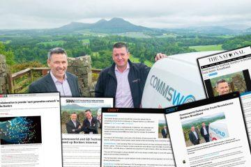 Commsworld Media Success   Scottish PR