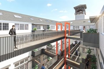 Historic School to be Revitalised with Adjusted CALA Plans | Property PR