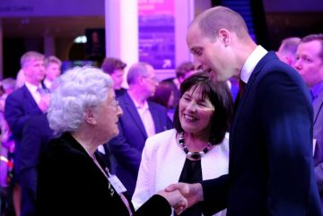 East Lothian Nurse Celebrates NHS Milestone with Royalty
