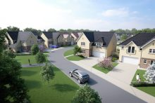 Kingfisher Park, Balerno a sell out success with help of Property PR