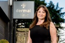 Cosmetic expert Jackie Partridge works with Scottish PR agency