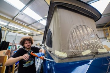 Jerba Campervans Craftsmen SME PR