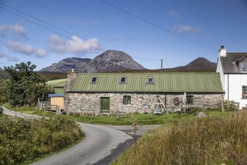 Bell Ingram property PR photograph of the Bothy cottage | Scottish PR