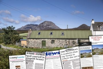 Bell Ingram Bothy a hit with the media thanks to Property PR success