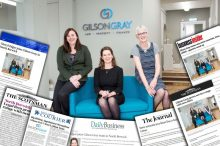 Legal PR success for Gilson Gray