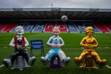 Charity PR experts get results for ECHC Oor Wullie