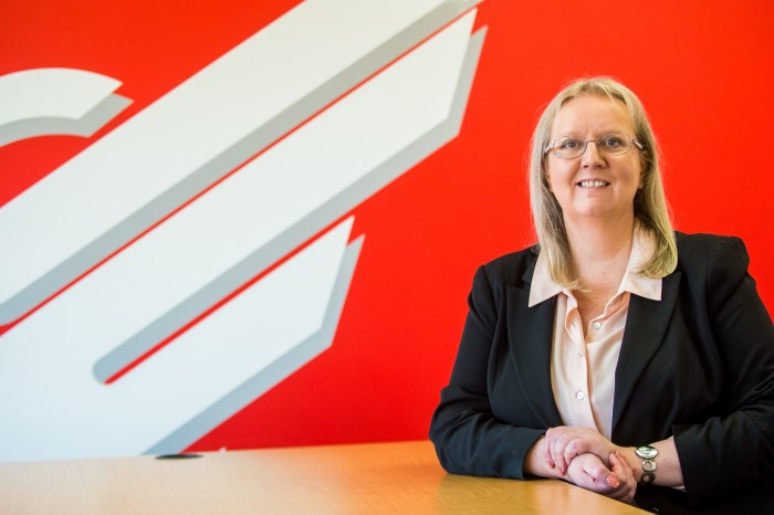 Scottish PR Promotes news of Fiona Deas' Business Woman of the Year win