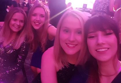 PR awards - Holyrood PR at PRide Scotland 2018