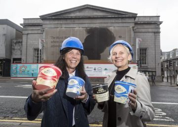 Mackie's funds Aberdeen Performing Arts | Food and Drink PR photography
