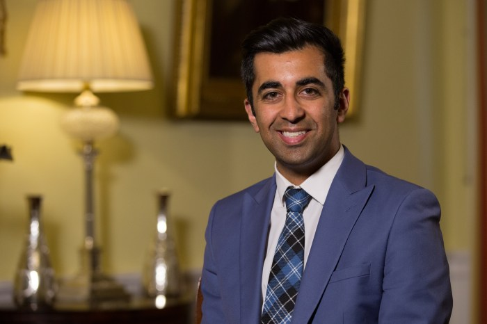 MSP Humza Yousaf to present SAITG awards. By tech PR experts