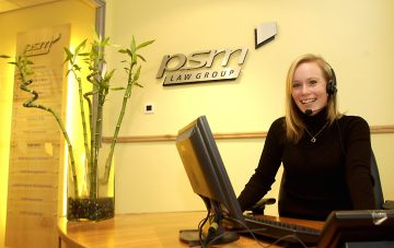 Legal PR photography for PSM Law Group