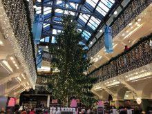 Jenners Christmas Tree 2018 - Charity PR story