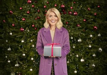 M&S PR photograph of Holly Willoughby as part of a successful influencer marketing campaign