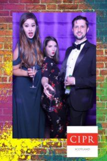 PR award success celebrated by staff from award winning PR agency