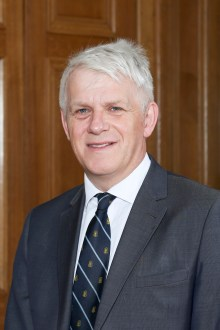 An PR photography picture of Professor Steve Wigmore for RCSEd from public relations experts at Holyrood PR