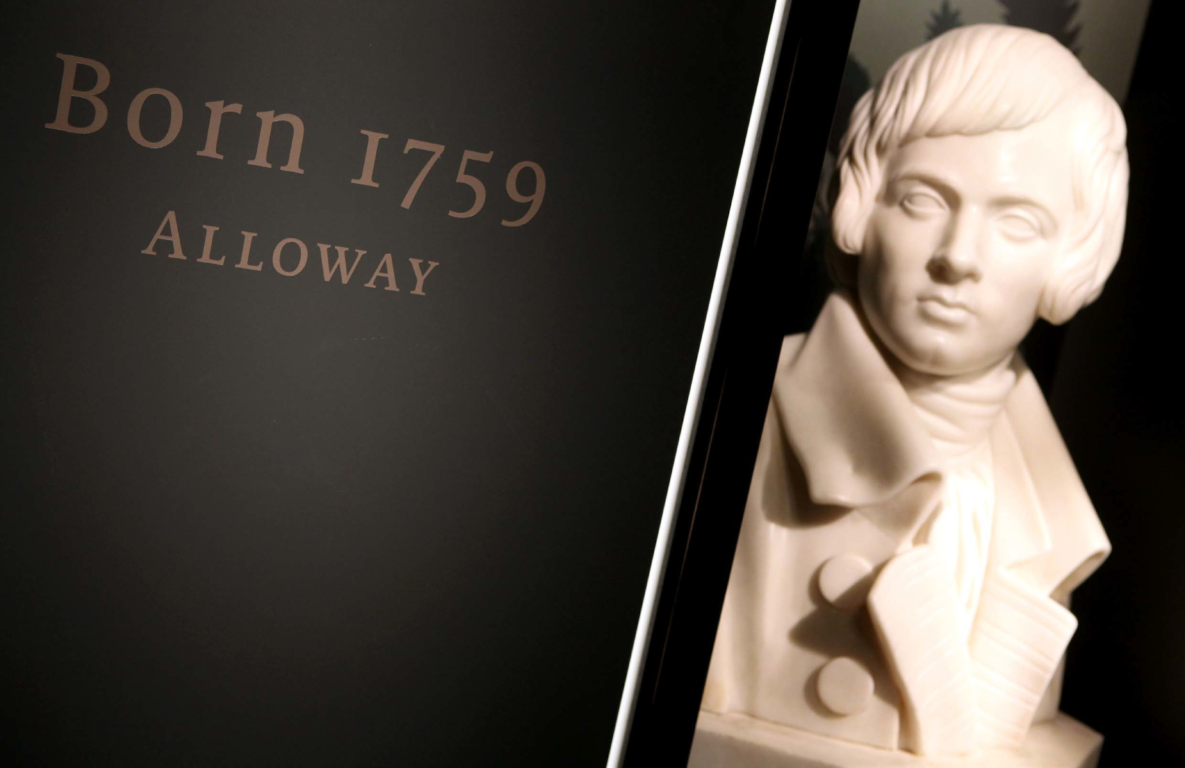 PR photography from the Rabbie Burns Museum in Ayrshire