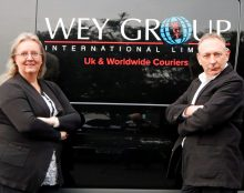 Eagle Couriers' acquisition of Wey Group International | Scottish PR