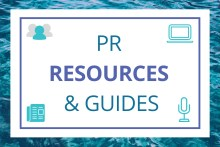 Edinburgh PR agency shares PR resources and guides