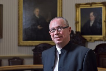Scottish PR photograph of Surgeons Quarte Managing Director Surgeons Quarter, Scott Mitchell