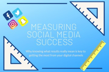 Scottish PR agency Holyrood PR shares it's tips on why measurement is key for social media campaigns