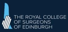 The logo of the Royal College of Surgeons of Edinburgh