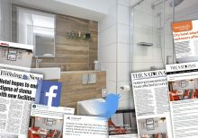 Ten Hill Place accessible toilets coverage, showcased by Edinburgh PR
