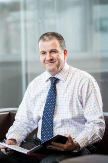 Property PR photo of Craig Murie, Managing Director of SJS