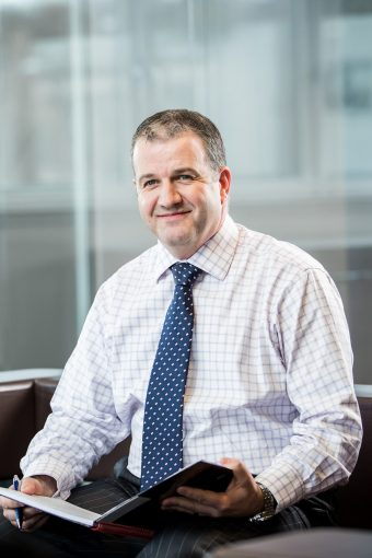 Property PR photo of Craig Murie, Managing Director of SJS