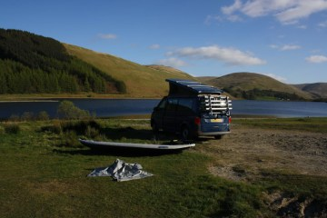 AN EARLSTON GP and her family have been racing to good health with the help of their trusty campervan. Jerba Campervans. Consumer PR