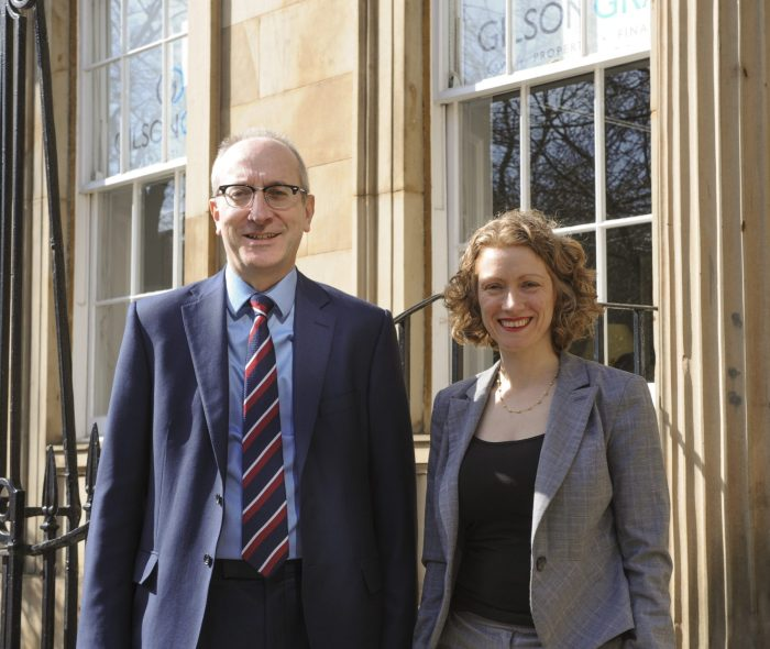Legal PR experts at Holyrood PR share news of Ken Lauder's appointment