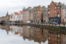 The Shore, Leith, Edinburgh in a Property PR image