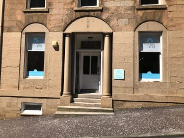 Clyde Munro's new Glasgow HQ. The dental group has doubled it's head office by moving into the new, state of the art premisis on Douglas Street, Dental PR agency shares news