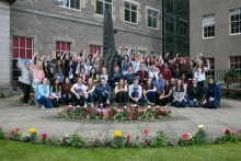 Packed-out event sees budding medics priceless insights | Scottish PR