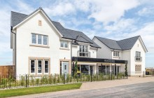 Penicuik Welcomes Perfect Family Showhomes - Property PR