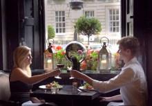 Edinburgh restaurant takes awkwardness out of first dates. Food PR