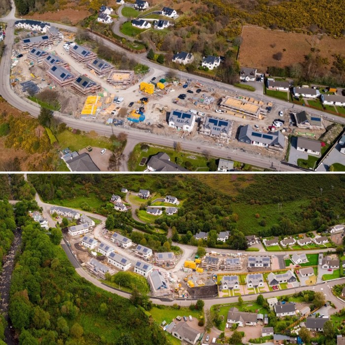 Much-needed affordable homes come to Ullapool   Property PR