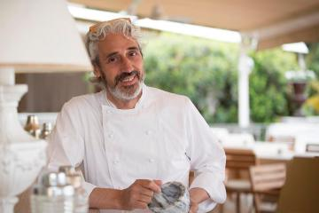 Food and Drink PR photograph of Leandro Luppi (Credit: Tiziano Cristofoli)