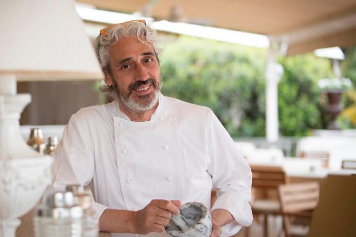 Food and Drink PR photograph of Leandro Luppi (Credit: Tiziano Cristofoli)