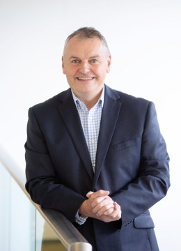 PR photograph of Eamonn Keane, Chief Operating Officer for Cyber and Innovation