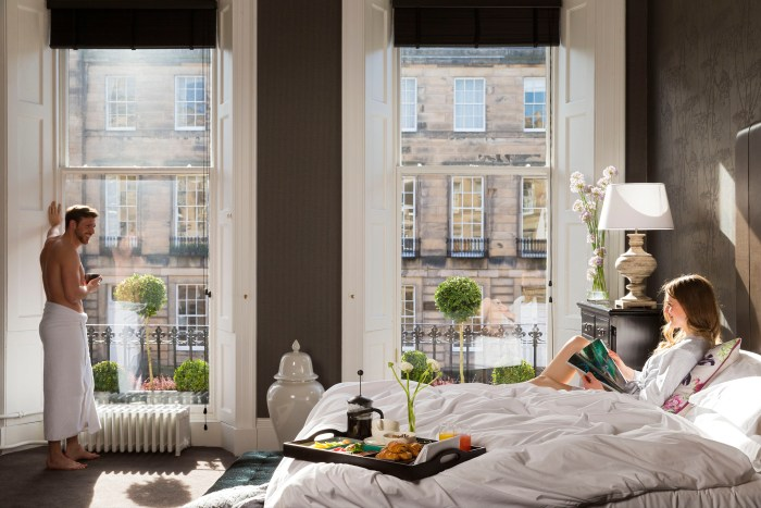 Half Price Luxury at Edinburgh City Centre Hotel | Hotel PR