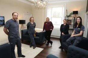Dental PR photography for Clyde Munro dental group in Orkney