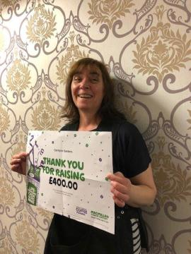 Glasgow Retirees Host Annual MacMillan Coffee Morning | Care PR