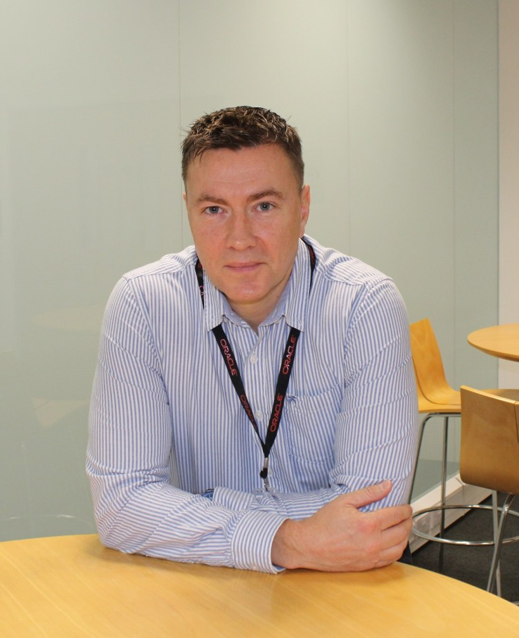 PR Photograph of Ian Stephen, Head of Business Resilience at SBRC